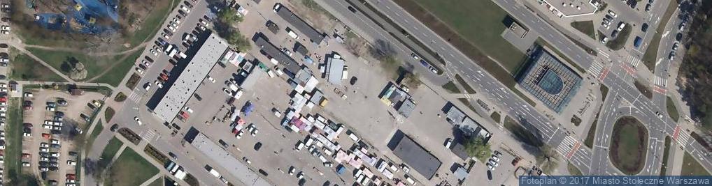 Zdjęcie satelitarne WOLUMEN