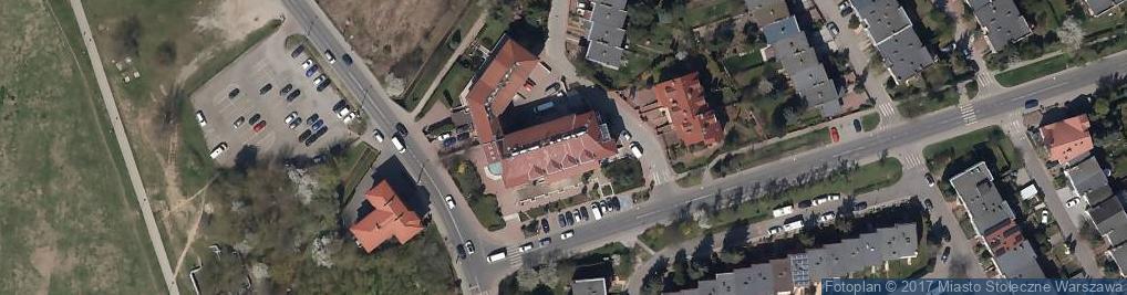Zdjęcie satelitarne Enel-Med Gilarska 86 C