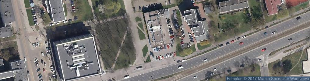 Zdjęcie satelitarne Enel-Med