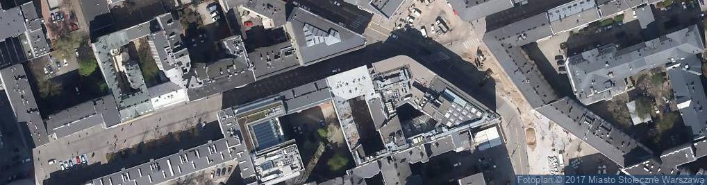 Zdjęcie satelitarne Fryzjer