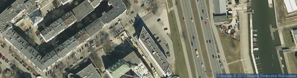 Zdjęcie satelitarne Ibis