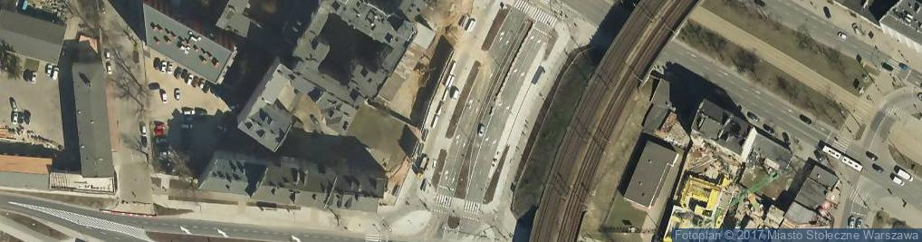 Zdjęcie satelitarne Auto gaz