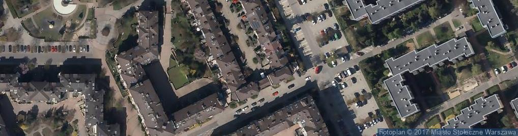 Zdjęcie satelitarne Euro Med