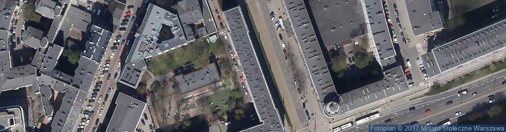 Zdjęcie satelitarne Salon Rolet i Żaluzji