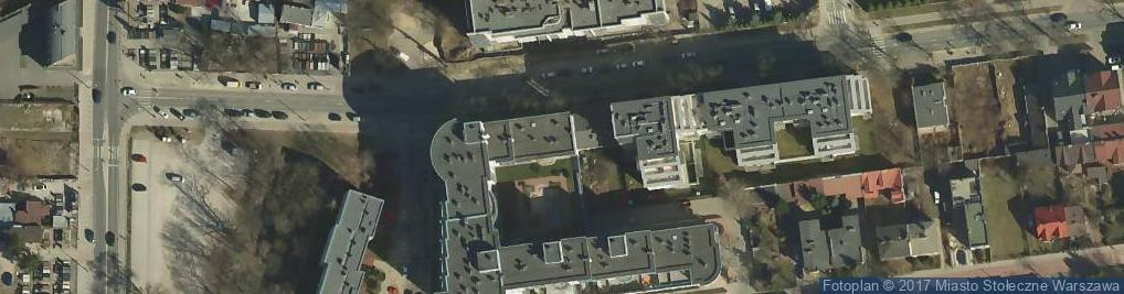 Zdjęcie satelitarne Monopolowy