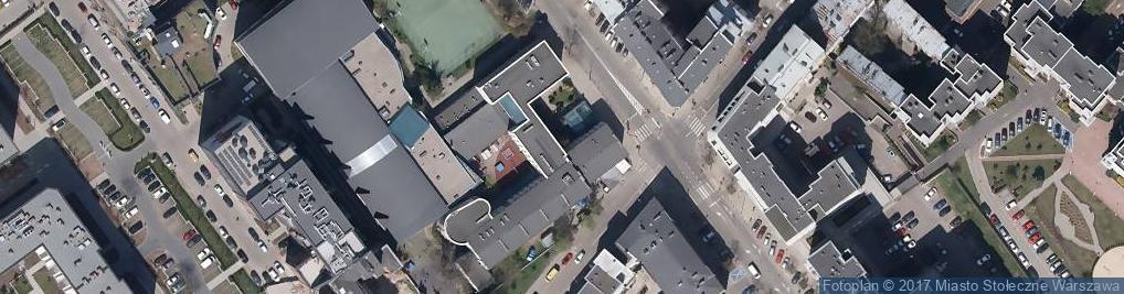 Zdjęcie satelitarne 7 Club