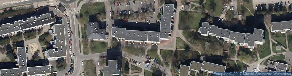 Zdjęcie satelitarne Amica Serwis Fabryczny Region Centrum