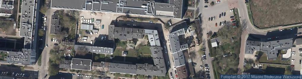 Zdjęcie satelitarne Handel Obwoźny Art Spożywczymi