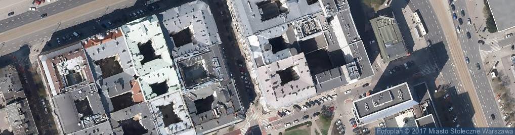 Zdjęcie satelitarne Hanlux Kompleksowe Sprzątanie Wnętrz