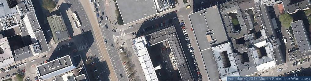 Zdjęcie satelitarne Koala Media