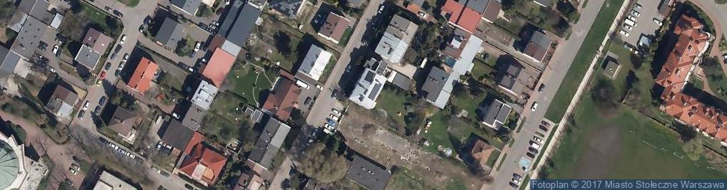 Zdjęcie satelitarne Kreacja wnętrz - kompleksowe remonty