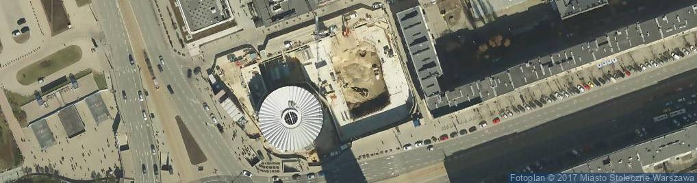 Zdjęcie satelitarne Lady MP Powierża Iwona Moziewicz Ewa