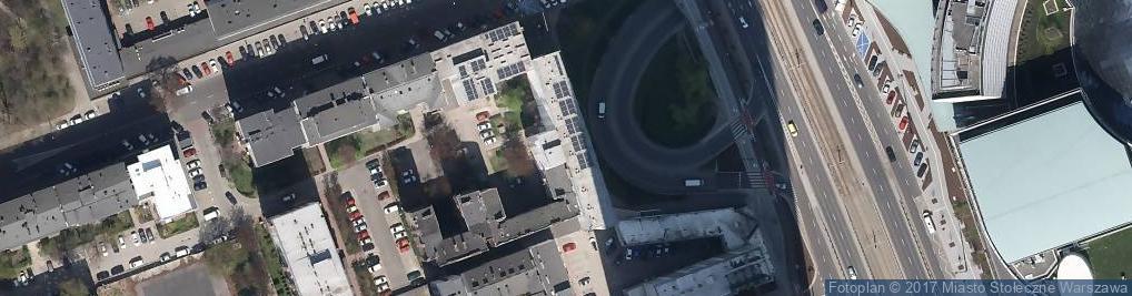 Zdjęcie satelitarne NDN