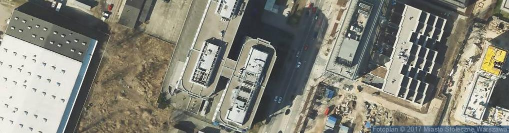 Zdjęcie satelitarne Polkomtel S.A.
