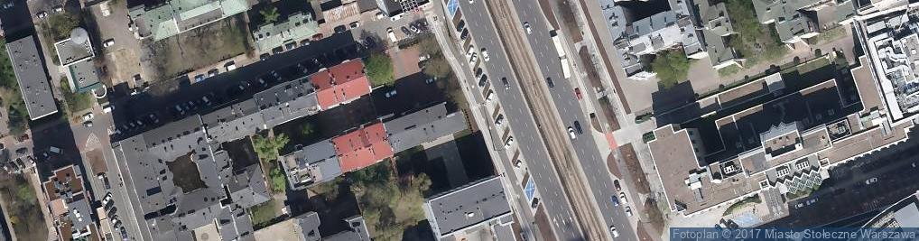 Zdjęcie satelitarne Sprzedaż Detaliczna Art Spożywczych
