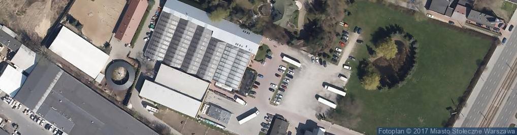 Zdjęcie satelitarne TOMASZEWSKI Sp. z o.o