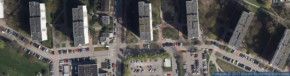 Zdjęcie satelitarne Elektra-U
