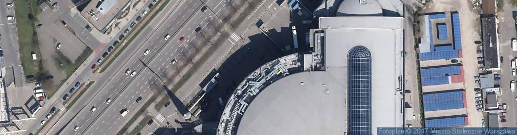 Zdjęcie satelitarne Smyk
