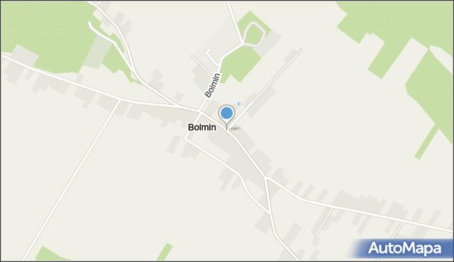 Bolmin, Bolmin, mapa Bolmin