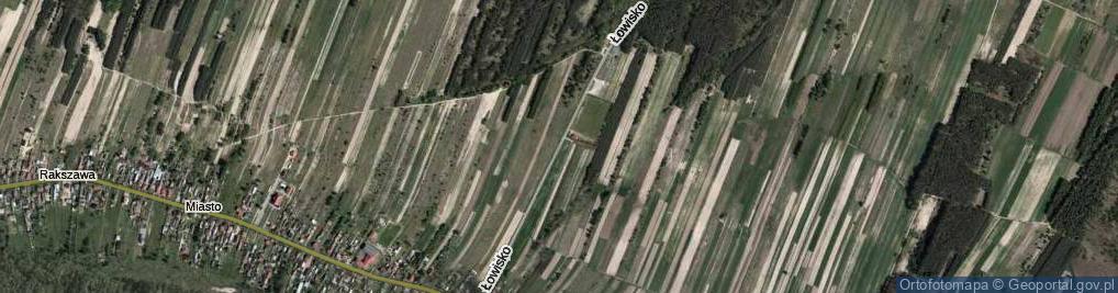 Zdjęcie satelitarne Górny Śląsk ul.