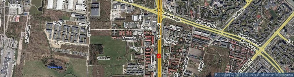 Zdjęcie satelitarne Lalewicza Mariana ul.