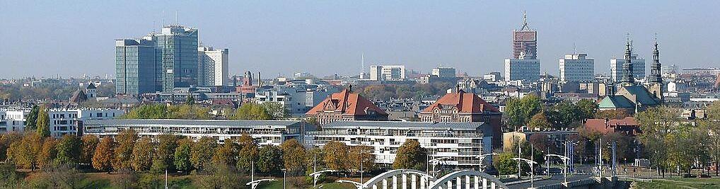 Zdjęcie w galerii Poznań na mapie Targeo nr 1