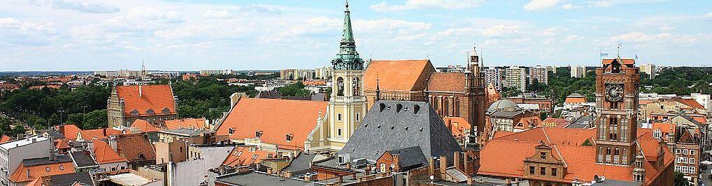 Zdjęcie w galerii Toruń na mapie Targeo nr 1