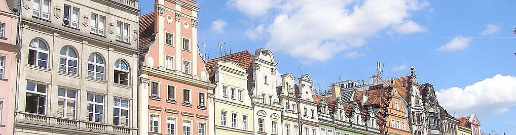 Zdjęcie w galerii Wrocław na mapie Targeo nr 1