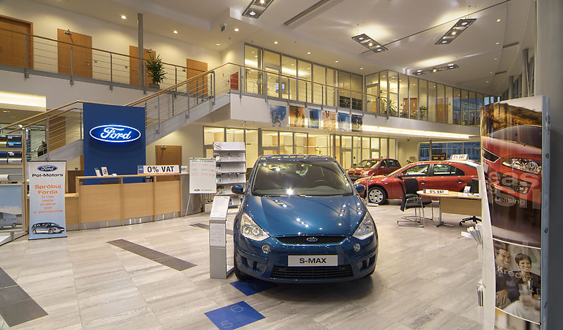 Salon ford wroclaw