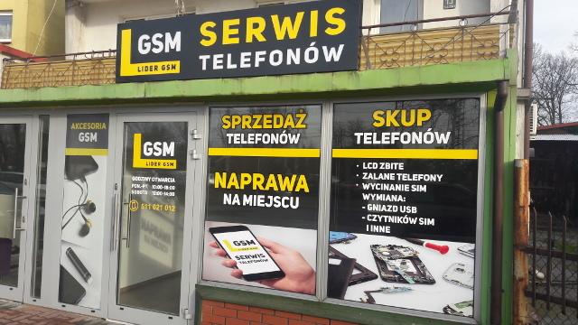 92d957f3d57cbd Lider-GSM serwis telefonów Sulejówek, Stanisława Staszica 19A 05-071 ...