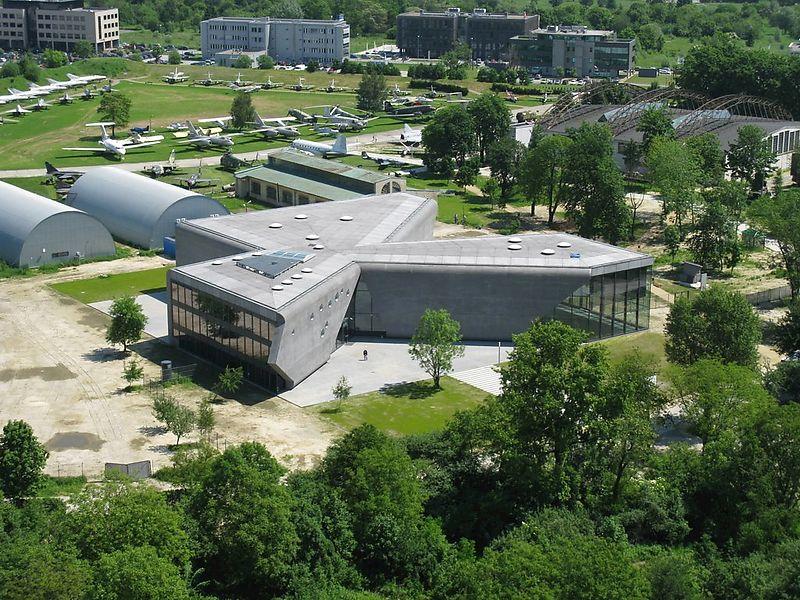 Muzeum Lotnictwa Polskiego Aleja Jana Pawla Ii 39 Krakow 31 864