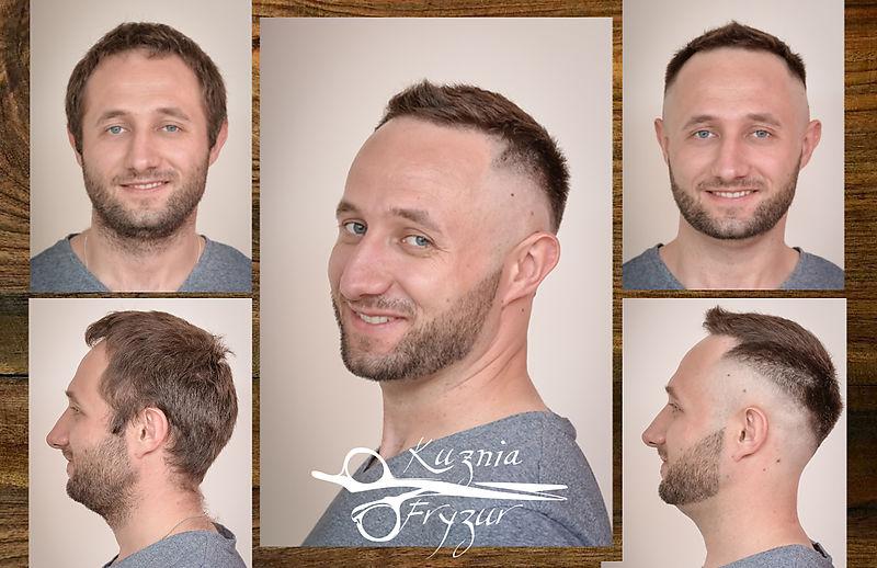 Kuźnia Fryzur Fryzjer Stylista Barber Odkryta 51 Warszawa 03 140