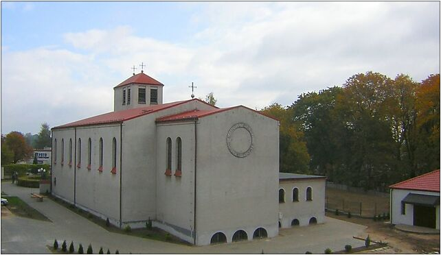 Kościół NPNMP Iława, Kardynała Stefana Wyszyńskiego 2, Iława 14-200 - Zdjęcia