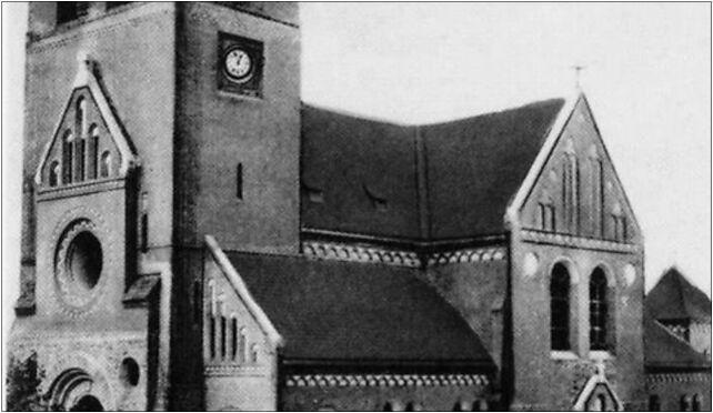 Kosciol Matki Bozej Rozancowej w Swietochlowicach-stare - Zdjęcia