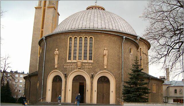 Parafia Najświętszego Serca Pana Jezusa w Raciborzu, Warszawska 47-400 - Zdjęcia