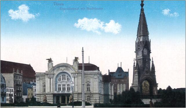 Torun Pomnik Poleglych2, Wały gen. Władysława Sikorskiego, Toruń 87-100 - Zdjęcia